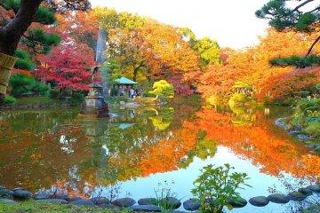 สวนฮิบิยะ (Hibiya)
