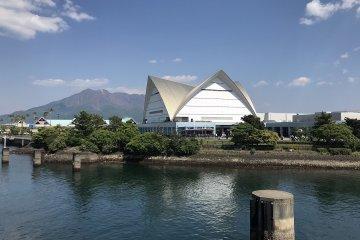 Acuario de la ciudad de Kagoshima