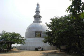 Pagoda de la paz de Hiroshima