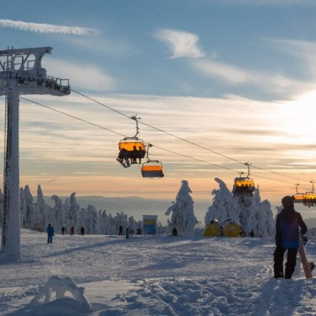 Resort de esquí Sanlaiva