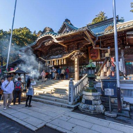 Yakuoin Temple