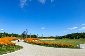 Aichi Earth Expo Memorial Park