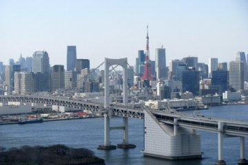 Tokyo 1-day Tour and Tokyo Bay Cruise