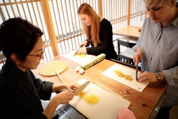 Authentic Japanese Cuisine Cooking Class