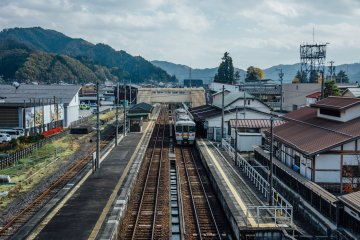 Anime Inspired Tour in Hida