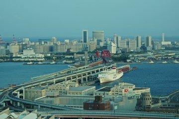 Kobe Shore Excursion from Osaka Port