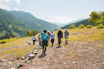 Yamagata Hiking and Sakata Sightseeing Fall Tour
